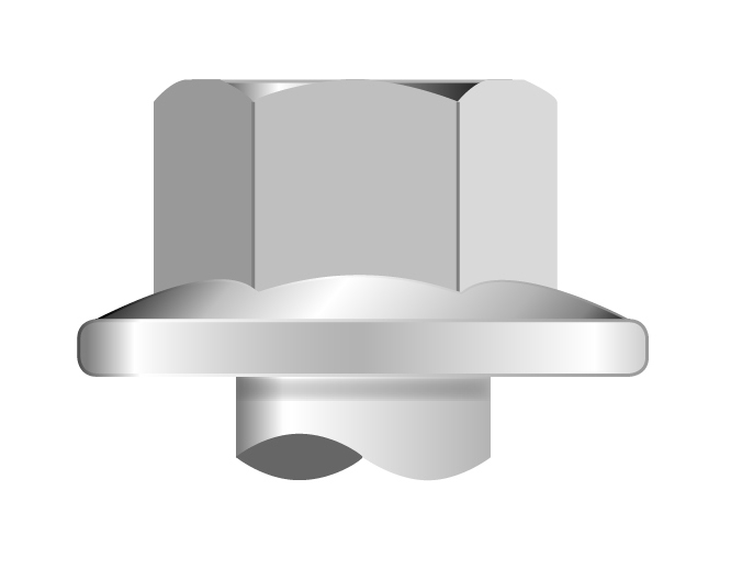 Hexagon Flange